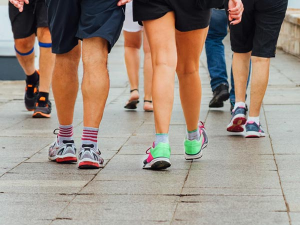 Top health benefits of walking daily just 30 minutes