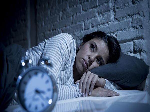 Here's a simple solution to relieving insomnia