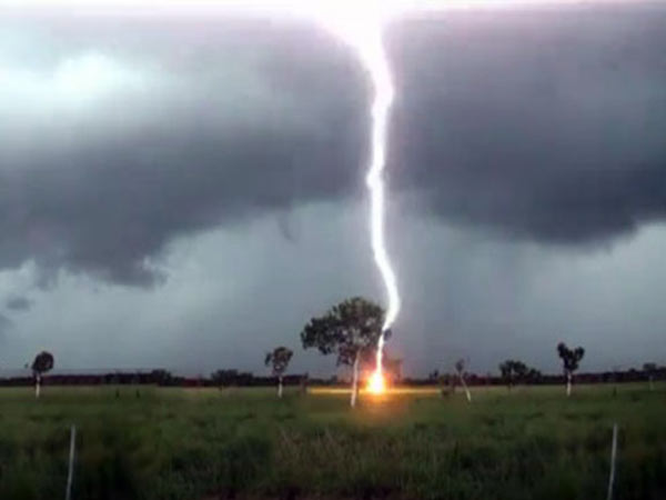 Do you know how terrible is the thunderstorm: Best Ways to Protect Yourself