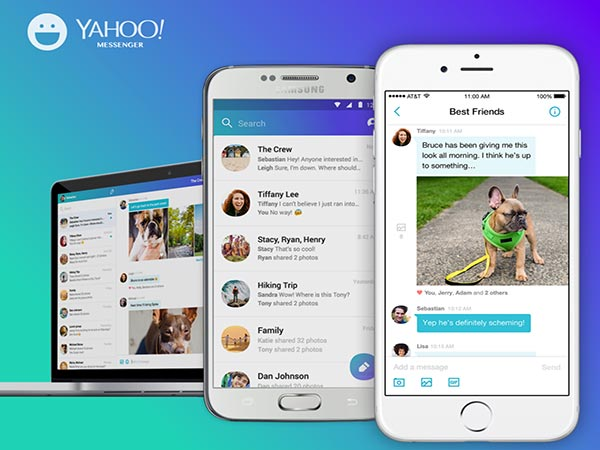 messaging app Yahoo Messenger Shutting Down on July 17th
