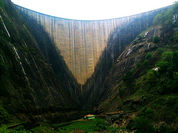 list of major dams in india: study materials