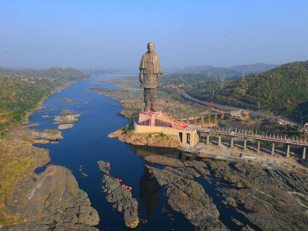 Sadar Vallabhbhai Patel Statue Monument kannada