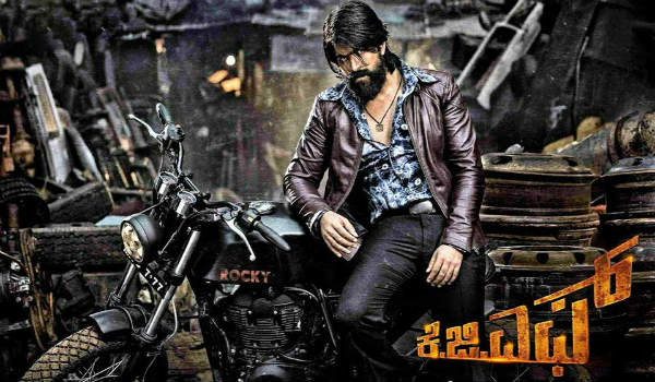 yash and srinidhi shettys KGF chapter 1 box office collection