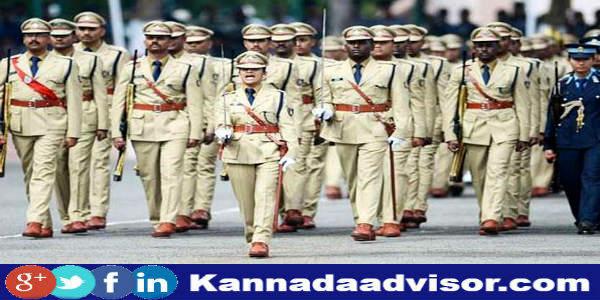 Karnataka State Police ksp recruitment 2019 notification